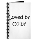 Unique Colby Journal