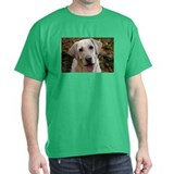 Cute Yellow lab T-Shirt