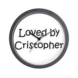 Cute Cristopher Wall Clock