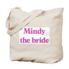 Mindy the bride Tote Bag