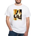 Singer White T-Shirt
