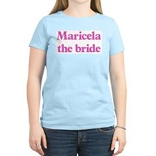 Maricela the bride T-Shirt