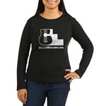 CS Women's Long Sleeve Dark T-Shirt