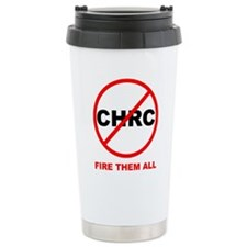 Fire Them All Ceramic Travel Mug
