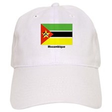 Mozambique Flag Baseball Cap