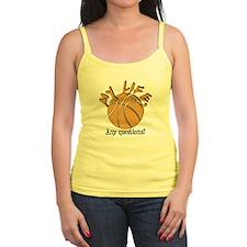Basketball - My Life Jr.Spaghetti Strap