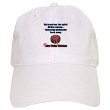 Spirit Of The Season Baseball Cap