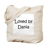 Unique Dania Tote Bag
