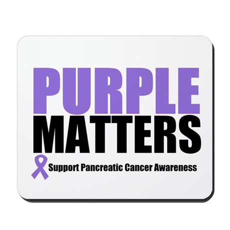 Pancreatic Cancer Mousepad