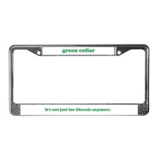 Cute Government politics License Plate Frame