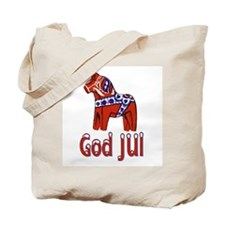 Red Dala God JUl Tote Bag