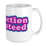 Satisfaction Guaranteed Coffee Mug