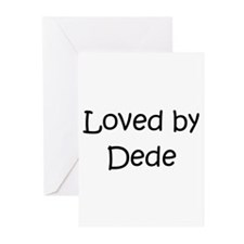 Unique Kids name Greeting Cards (Pk of 10)