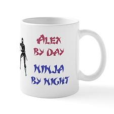 Alex - Ninja by Night Mug