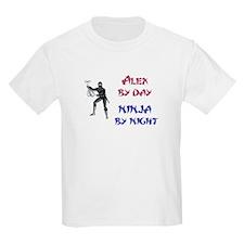 Alex - Ninja by Night T-Shirt