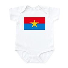 Viet Cong Flag Infant Bodysuit
