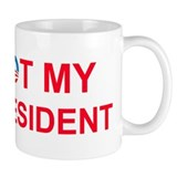 Not My President - Impeach Small Mug