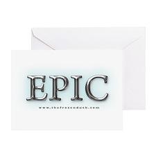 Epic Greeting Card