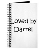 Cute Darrell Journal