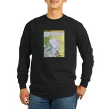 Arctic Polar Map T