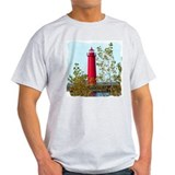 Muskegon Lighthouse T-Shirt
