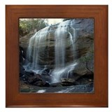 Heddon Creek Falls Framed Tile