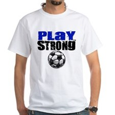 Play Strong Soccer Shirt