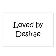 Funny Desirae's Postcards (Package of 8)
