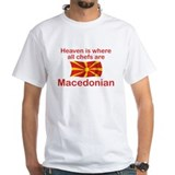 Macedonian Chefs Shirt