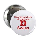 "Swiss Chefs 2.25"" Button (10 pack)"