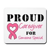 Caregiver Breast Cancer Mousepad
