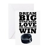 Dream Big Birthday #1414 Greeting Card