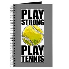 Play Strong Tennis Journal