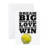 Dream Big Birthday #1411 Greeting Card