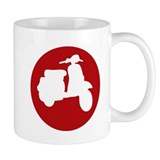 Vespa Small Mug (11 oz)