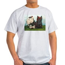 Scottish Highland Terriers T-Shirt