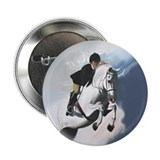 "Jumper Horse 2.25"" Button (100 pack)"