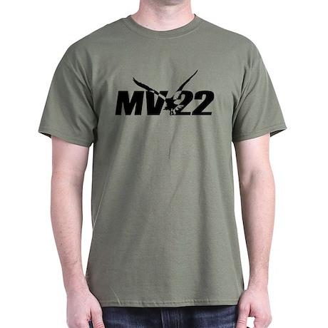 'MV-22' Dark T-Shirt