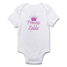 Princess Zelda Infant Bodysuit