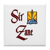 Sir Zane Tile Coaster
