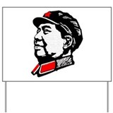 Chairman Mao Yard Sign