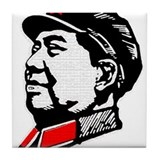 Chairman Mao Tile Coaster