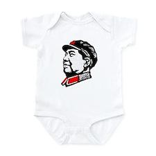 Chairman Mao Infant Bodysuit