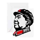 Chairman Mao Greeting Cards (Pk of 10)