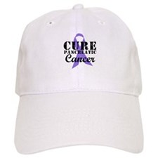 Cure Pancreatic Cancer Baseball Cap