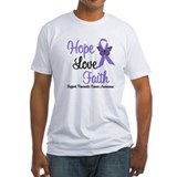 Hope Faith Pancreatic Cancer Shirt