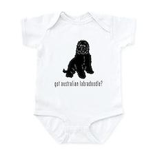 Australian Labradoodle Infant Bodysuit