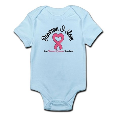 Someone I Love (BC) Infant Bodysuit