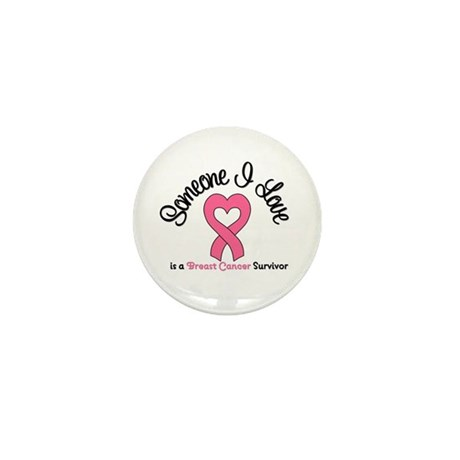 Someone I Love (BC) Mini Button (10 pack)