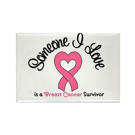 Someone I Love (BC) Rectangle Magnet (10 pack)